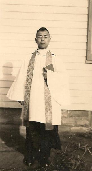 The Rev. Hiram Kano