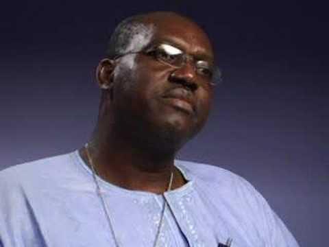 Bishop-elect Solomon Tilewa Johnson of West Africa