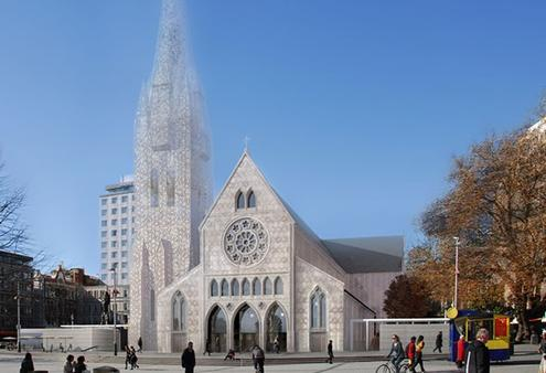 Christchurch Cathedral traditional