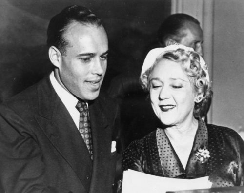 In the 1940s, Malcolm Boyd was a business partner of film star Mary Pickford before he departed the Hollywood scene in 1951 to attend Church Divinity School of the Pacific.