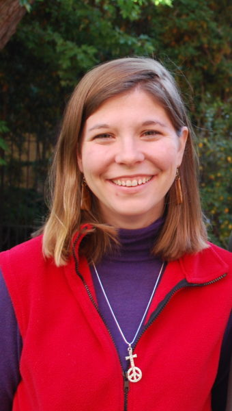 The Rev. Allison Liles will become executive director of Episcopal Peace Fellowship.