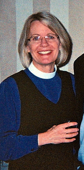 The Rev. Ophelia Laughlin is rector of St. George's by-the-River in Rumson, New Jersey.
