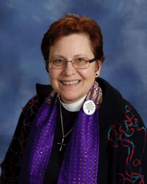 The Rev. Martha McKee is vicar of Church of the Holy Spirit in Tuckerton, New Jersey.