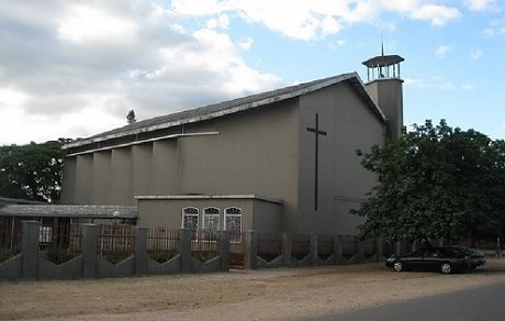 The Diocese of Masvingo's cathedral Photo: Diocese of Masvingo