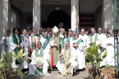 La Iglesia Episcopal de Cuba celebró su Sínodo General anual en La Habana del 21 al 23 febrero. Foto: Lynette Wilson/Episcopal News Service