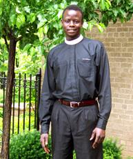 The Rev. Zachariah Char