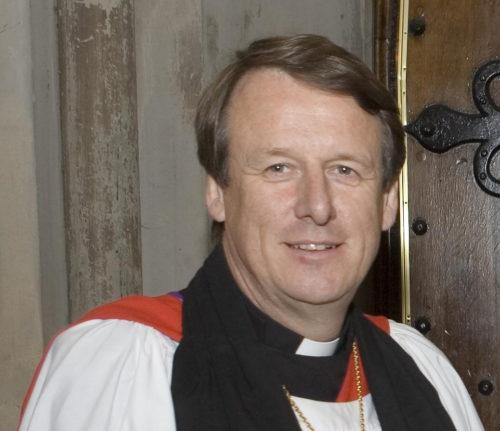 The Revd Canon Kenneth Kearon