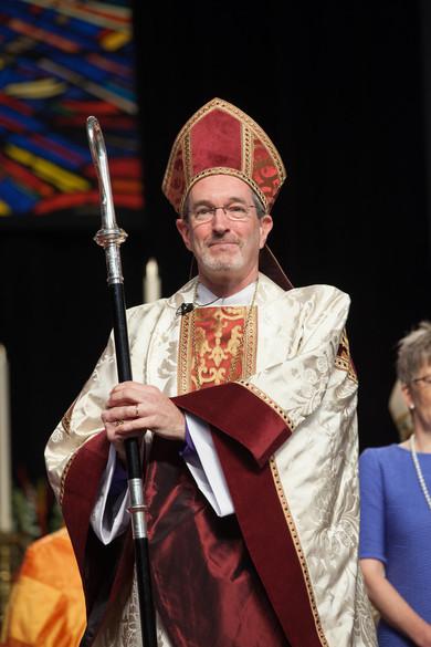 The Rt. Rev. Alan Gates. Photo: Matthew Cavanaugh/Episcopal Diocese of Massachusetts