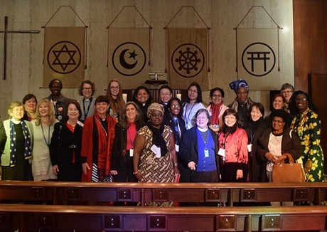 Anglican Communion delegation to U.N. Commission on the Status of Women. Photo: Ecumenical Women