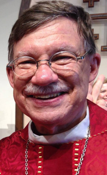 Diocese of Northern Indiana Bishop Ed Little