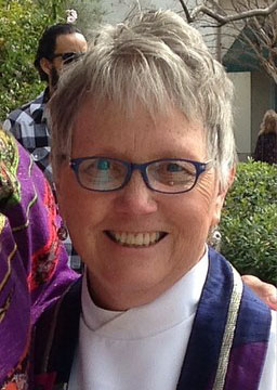 The Rev. Canon Susan Russell