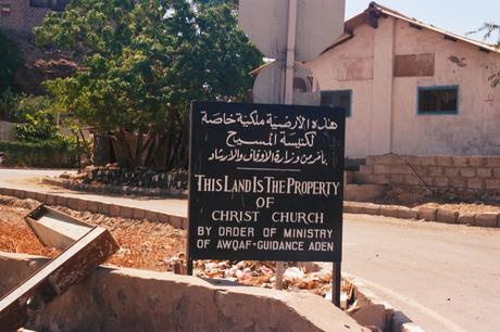 Photo: Christ Church Aden