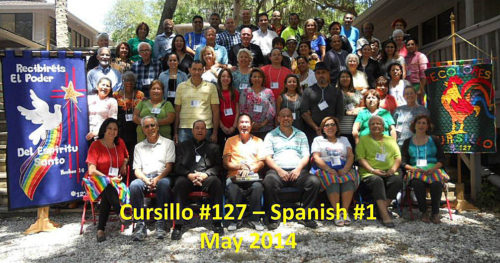Hispanic/Latino Cursillo was the second in a four-phased process in the Diocese of Southwest Florida designed to recruit and train Latino Episcopalians for leadership roles in the church. Funded by Mission Enterprise Zone grant and diocesan money, the project aims to identify and recruit potential Latino lay leaders; offer Spanish-language Cursillo; train candidates as lay Eucharistic ministers and in a fourth phase, raise up people for ordained leadership. Photo: Dominick Maldonado