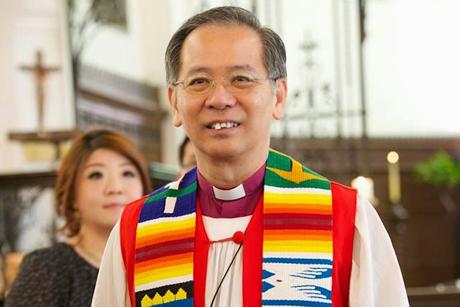 Archbishop-elect Datuk Ng Moon Hing. Photo: Diocese of West Malaysia
