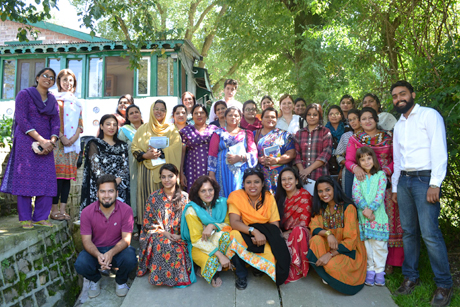 Participants in the women as peacebuilders workshop. Photo: Diocese of Raiwind.