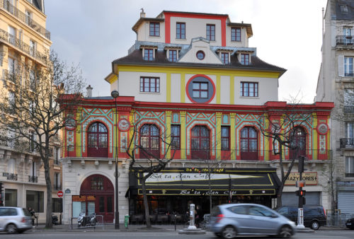 The Bataclan Theatre in Paris, scene of one of the Nov. 13 deadly terror attacks, pictured here in 2008. Photo: Wikimedia