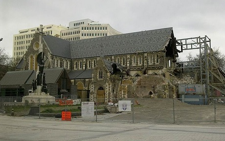 A decision as to whether the earthquake damaged Christchurch Cathedral should be reinstated or replaced could be a step closer