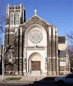 """St. Matthew's and St. Joseph's merged in 1971 and is known affectionatelyas """"Matty-Joes."""""""