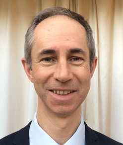 Adrian Butcher will take up his new role as the Anglican Communion's director of communications after Easter. Photo: Anglican Communion News Service