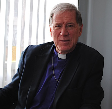 """Bishops have a responsibility to something more than their personal conscience, says Archbishop Fred Hiltz. """"We are all charged, notwithstanding our own personal view on anything...we all make a vow to guard the faith and unity of the church."""" Photo: André Forget"""