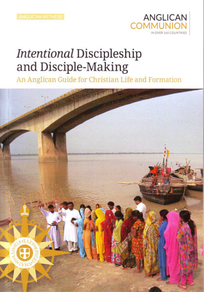 To purchase or download copies of Intentional Discipleship and Disciple-Making - An Anglican Guide for Christian Life and Formation see the links at the foot of this article