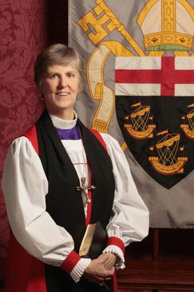 Diocese of Virginia Bishop Suffragan Susan Goff. Photo: Shrine Mont Retreat Center