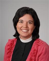 The Rev. Hope Benko Photo: Seminary of the Southwest