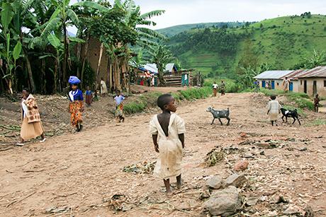 Democratic Republic of the Congo refugees. Photo: Anglican Alliance