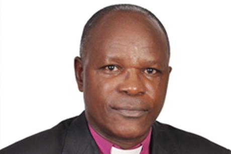 The archbishop-elect of Burundi, the Rt. Rev. Martin Blaise Nyaboho Photo: Anglican Church of Burundi