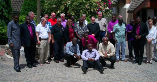 Bishops from North America, Africa, and England meet at the Seventh Consultation of Anglican Bishops in Dialogue in Accra, Ghana.