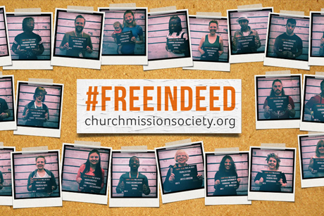 Through its Free.In.Deed campaign, the Church Mission Society is seeking to recruit 1,000 new missionaries to follow in the footsteps of pioneers like William Wilberforce and Samuel Crowther.