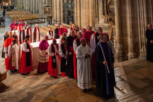 Photo: Anglican Communion News Service
