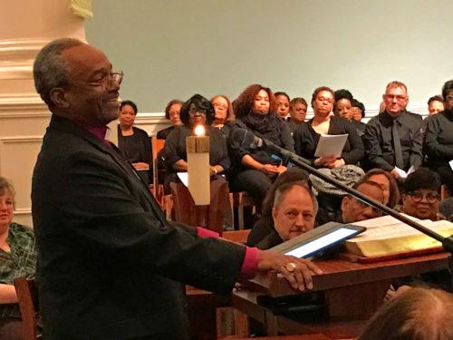 Presiding Bishop revival