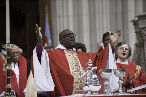 Carl Wright eucharist