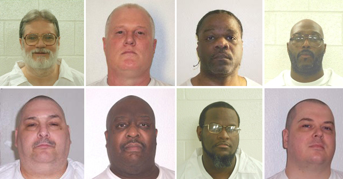 Episcopal cathedral in Arkansas to hold prayer vigil on eve of executions
