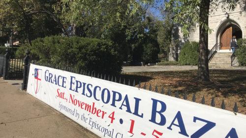 Grace Episcopal banner