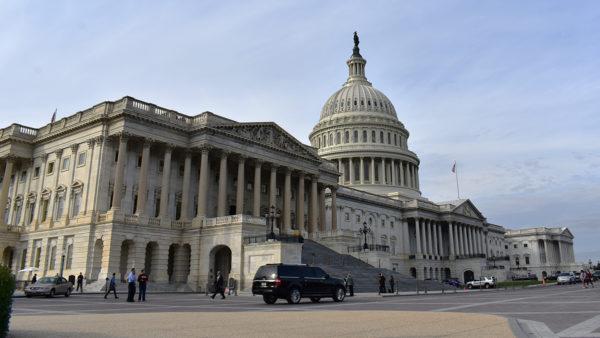 U.S. Capitol exterior