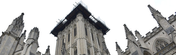 National cathedral central tower