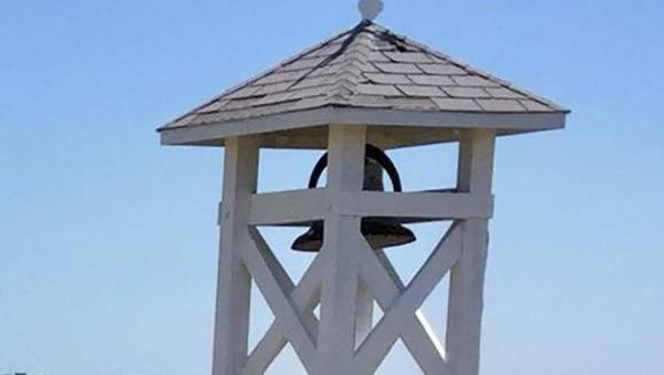 St. Paul's stolen bell