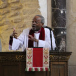 Michael Curry at St. George Cathedral
