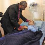 St. Luke's patient