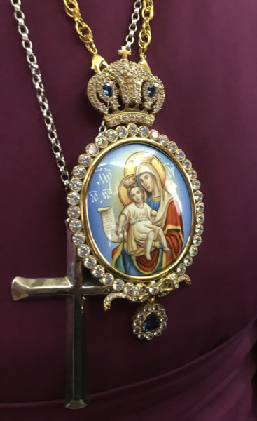 Pectoral icon