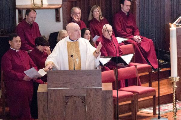 Bishop John Taylor