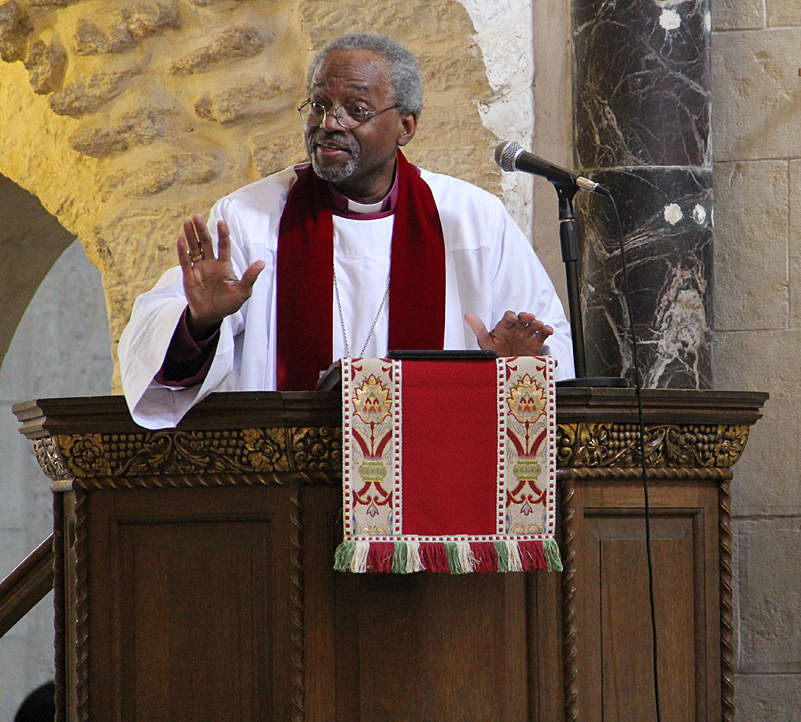 Presiding Bishop Michael Curry To Preach At Wedding Of Prince