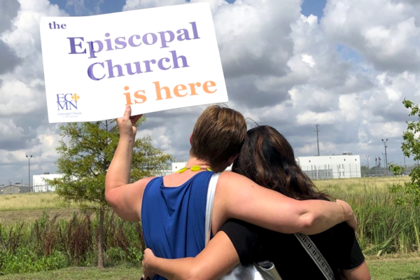 Episcopal sign