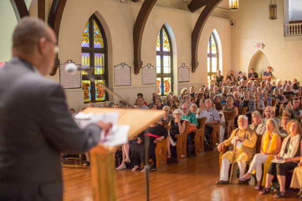 Charlottesville Clergy Collective service