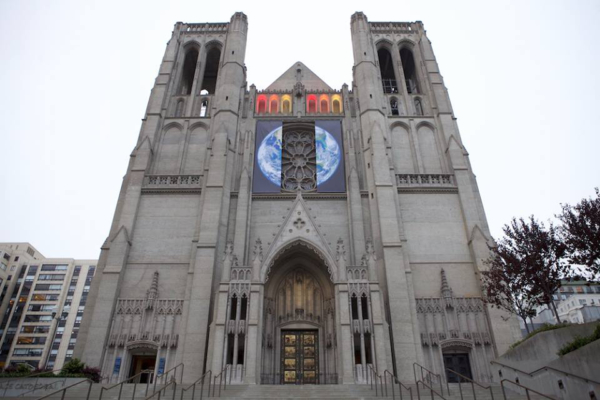 Grace Cathedral and Earth