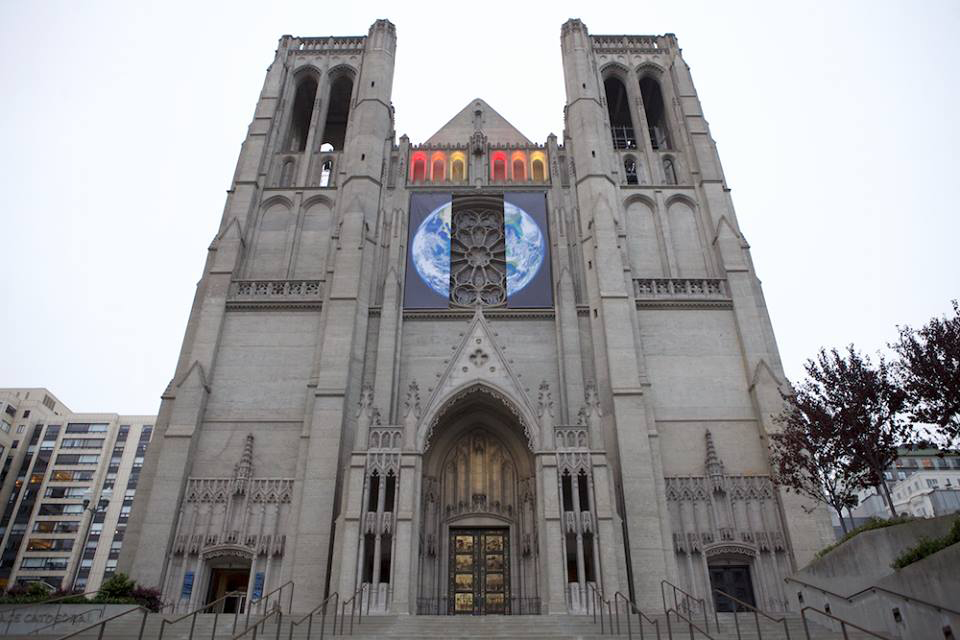 Grace Cathedral In San Francisco To Play Prominent Role In Global Climate Action Summit Episcopal News Service