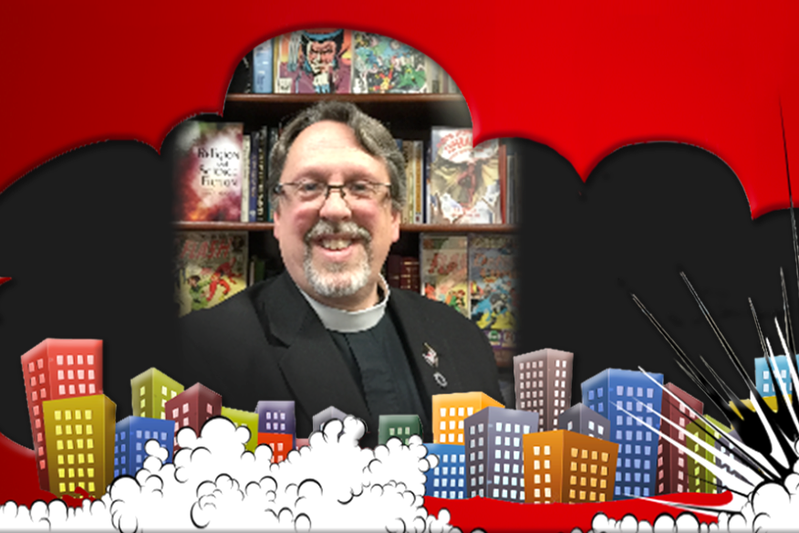 Theologically themed comic convention aims to examine