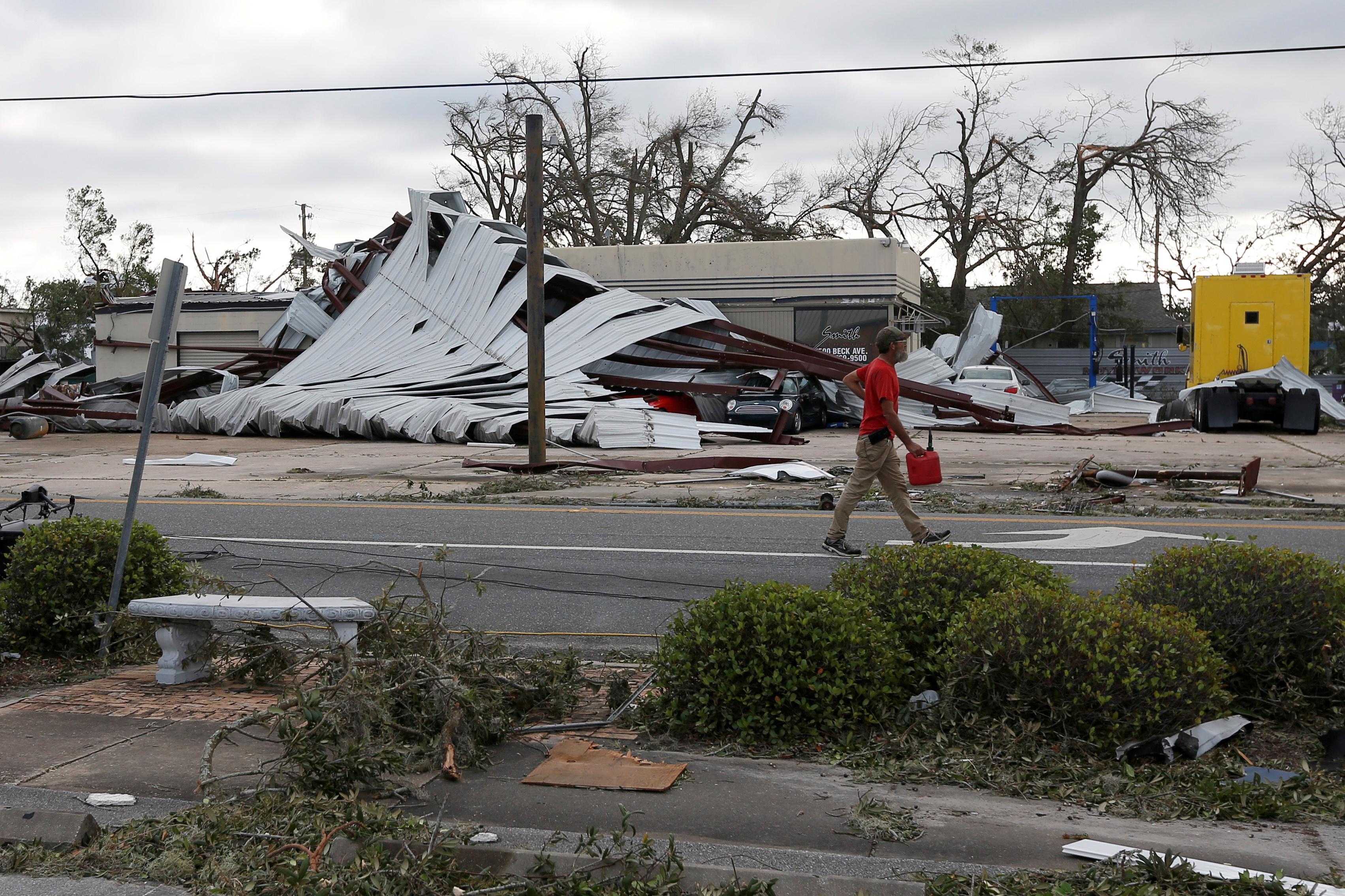 episcopalians assess damage from hurricane michael's destructive